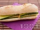 Рецепта Сандвич със сиренца